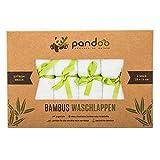 pandoo 100% Bambus Baby Waschlappen