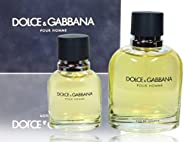 Dolce & Gabbana Pour Homme Eu De Toilette 125 ml + Eu De Toilette 40 ml