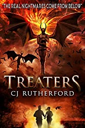 Treaters: A Post Apocalyptic Survival Thriller (The Hellswar Book 1)