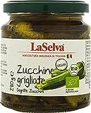 Produkt-Bild: La Selva Bio Gegrillte Zucchini in Öl (1 x 280 gr)