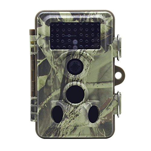 MDTEK @ rd1006s Outdoor Jagd Trail Kamera HD 12MP 1080P Wildlife Spiel Kamera 3pir lnfrared für Wildlife Überwachung