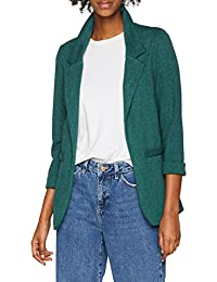 New Look Stretch Blazer, Chaqueta de Traje para Mujer