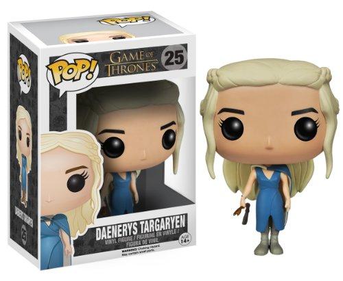 Funko Pop Daenerys Targaryen con cabeza móvil (Juego De Tronos 25) Funko Pop Juego de Tronos