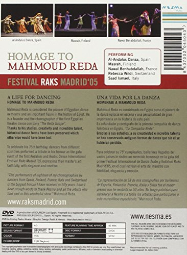 Zoom IMG-1 homage to mahmoud reda a