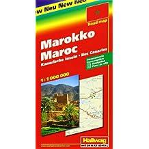 Maroc / Îles Canaries. 1/1 000 000