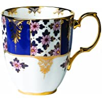 Royal Albert 1-Piece 100 Years Mug Regency 1900s Bxd, Blue