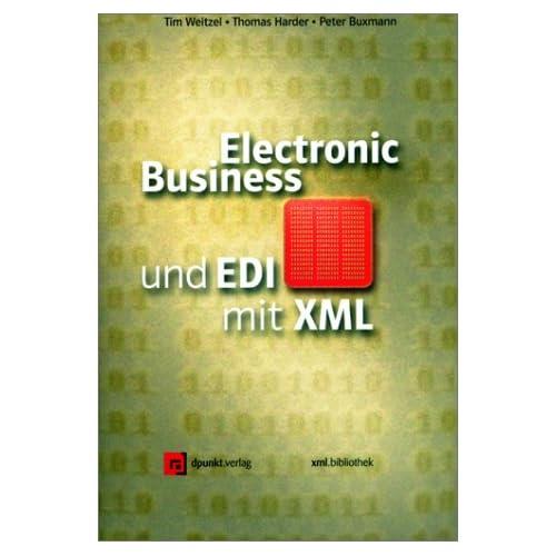 Electronic Business und EDI mit XML.