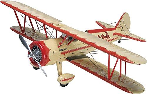 Revell-Echelle 1: 48Stearman Monogramme Aerobatic Avion biplan (Multicolore)