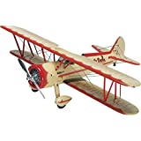Revell–Echelle 1: 48Stearman monogramme Aerobatic Avion biplan (Multicolore)