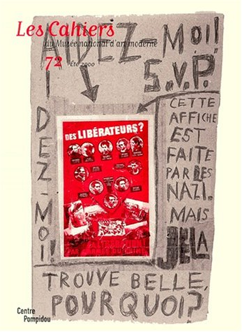 Cahiers 72 - Ete 2000