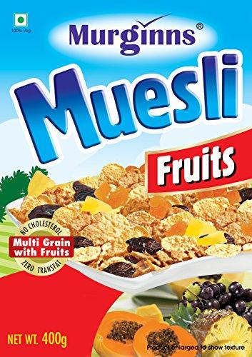 Murginns Muesli, Fruits, 400g