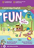 Fun for Movers Student's Book with Audio with Online Activities.