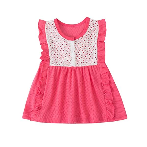 HEETEY - Vestido - para bebé niña 11
