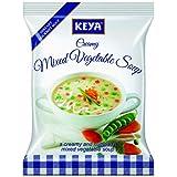 Keya Instant Creamy Mixed Vegetable Soup, 52g