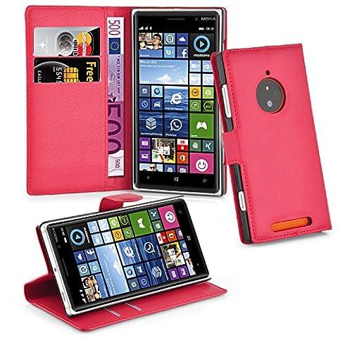 Coque Pour Lumia 830 - Cadorabo - Etui Housse pour > Nokia