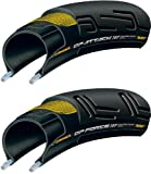 Continental Faltreifen Grand Prix Force, Black/Black Skin, One size, 0100489