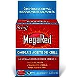 Schiff MegaRed Omega 3 Aceite de Krill 500 mg 40 cáps.
