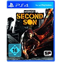 inFamous: Second Son - [PlayStation 4]