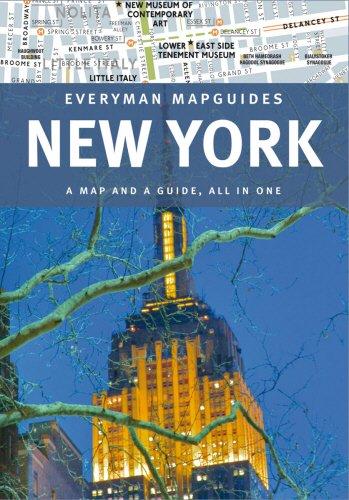 New York Everyman Mapguide: 2013 edition - New Mapguide York