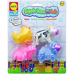 Alex- Muñeco de baño: Granja (Cuckoo 700FN)