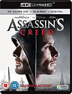 Assassin's Creed (4K UHD Blu-ray + Digital HD)