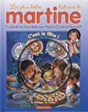 Les plus belles histoires de Martine, Tome 18 - C'est la fête ! (1CD audio)