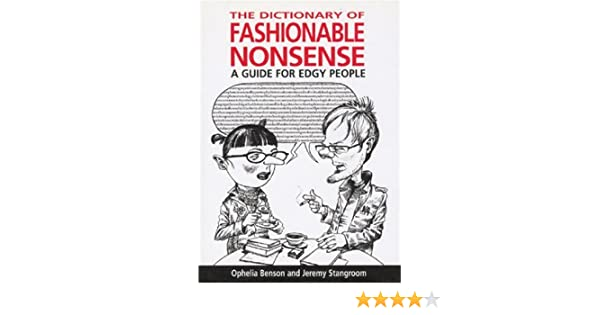 Fashionable Nonsense Pdf