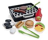 Dantoy a/s 4600 - BBQ Burger und Hotdog Set
