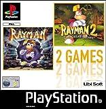 Playstation 1 - 2 in 1 Rayman 1 & Rayman 2