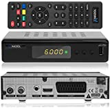 Anadol ADX 111c HD digitaler Full HD Kabel-Receiver (HDTV, DVB-C / C2, HDMI, SCART, Mediaplayer, USB 2.0, 1080p) [automatische Installation] - schwarz