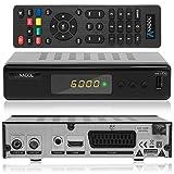 Anadol ADX 111c HD digitaler Full HD Kabel-Receiver (HDTV, DVB-C / C2, HDMI, SCART, Mediaplayer, USB...