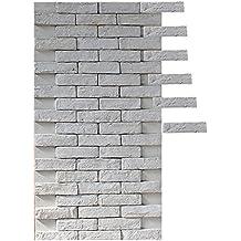 Panel ladrillo 3D 122.5 x 65.5 cm.