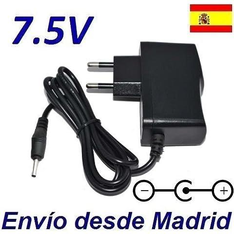 Cargador Corriente 7.5V Reemplazo Philips Avent S004LV0750050 Recambio Replacement
