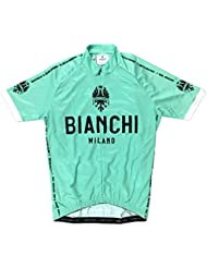 Nalini Bianchi Milano – Babero pantalones cortos – Celeste, XL