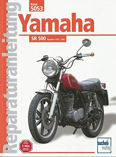 Reparaturanleitung, Bd. 5053: Yamaha SR 500 9 Handbuch