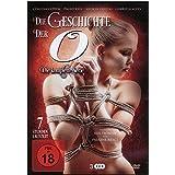 DIE GESCHICHTE DER O. - Die komplette Serie nach dem Roman von PAULINE REAGE DVD Box Edition