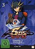 Yu-Gi-Oh! 5D's, Vol. 3, Staffel 2.2:Episode 45-64 [4 DVDs]