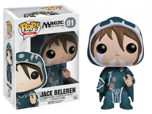 Magic: The Gathering - Figura con cabeza móvil Magic The Gathering (Funko 3846)