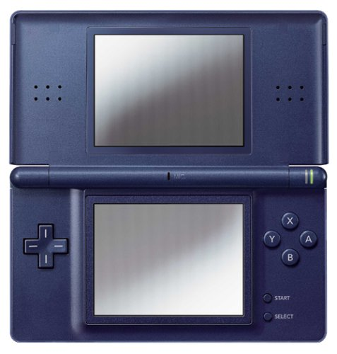 Nintendo Consola Nintendo Ds Lite Azul Marino