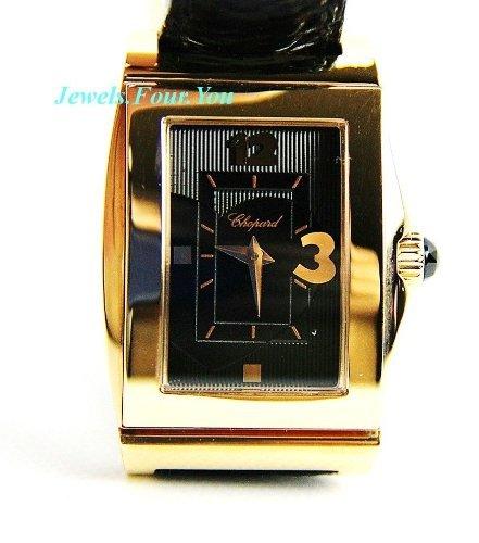 Chopard Armbanduhr Happy Herz 18K Gold massiv 127461Swiss Made New Box $ 14,420.00