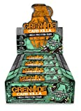 Grenade Carb Killa High Protein and Low Carb Bar, 12 x 60 g – Dark Chocolate Mint