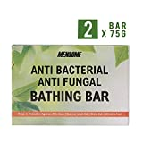 MENSOME Anti Bacterial Bathing Soap Bar Helps in Fighting Skin Infections, Acne, Itching
