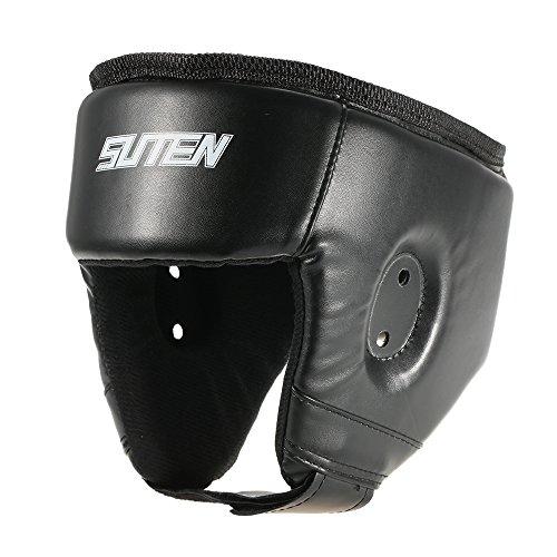 lixada Boxeo Headgear/Protector de cabeza para cajas Deportes de Lucha