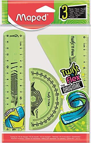 WIGO - Disegno Kit Twist & Flex 3 Pz