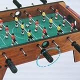 Kicker / Tischfussball aus Holz – Mini-Soccer - 4