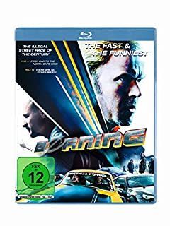 Börning - The Fast & The Funniest [Blu-ray]