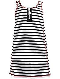 Red Point Beachwear, Infantil, Niña, Complemento niña, Vestido, Zip, Rayas