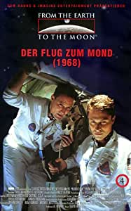 From The Earth To The Moon 04 - Der Flug zum Mond (1968) [VHS]