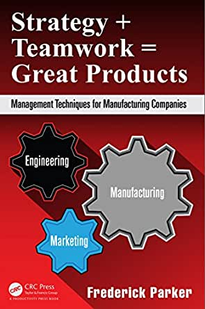 Strategy + Teamwork = Great Products: Management Techniques for