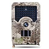 QWERTOUY Im Freien PR200 IP56 imprägniern diebstahlsichere automatische Überwachungsjagd-Kamera 12MP 26 / 49pcs IR LED 120 Grad-Nachtsicht-Kamera